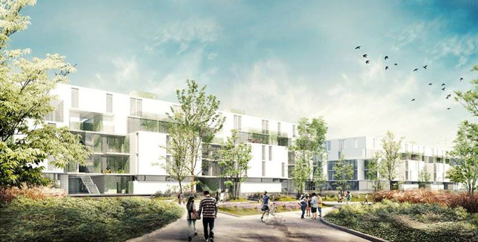 The Studio is awarded First Prize in National Social Housing Competition