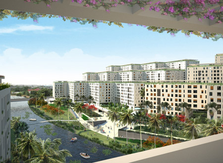 Merit Prize - Punggol Waterfront Masterplan & Housing Design Competition - Singapore