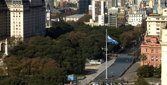 The Bicentenary Museum awarded as one of the best interventions in the historical Buenos Aires